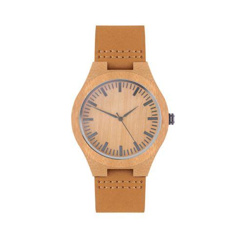 Leather watch par EG Diffusion
