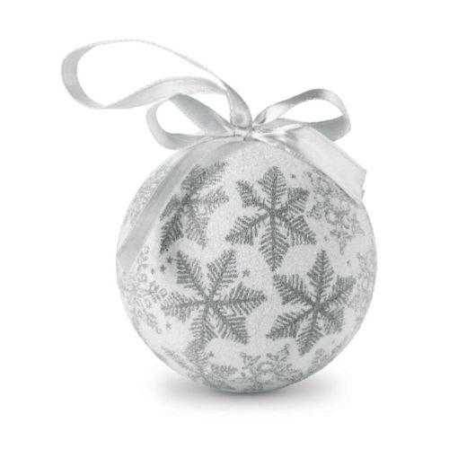 FLAKIES Boules de Noël en coffret c