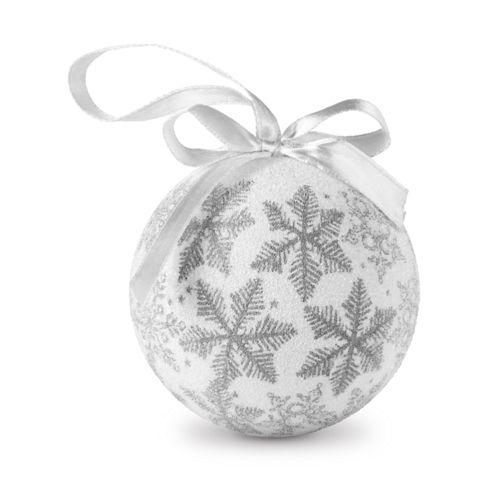 Boules de Noël en coffret en c