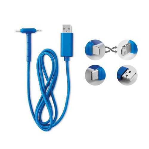 Câble de charge 3 en 1