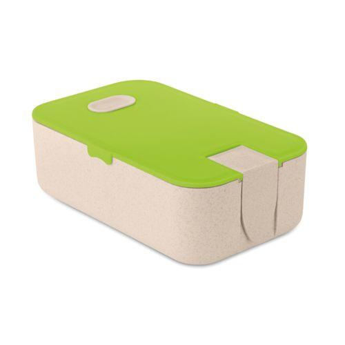 Lunchbox paille de blé / PP