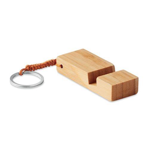 Porte-clés support smartphone