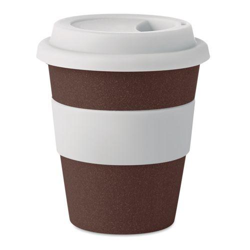 Gobelet en café et PP