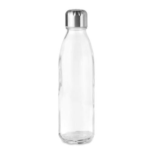 Glass drinking bottle 650ml