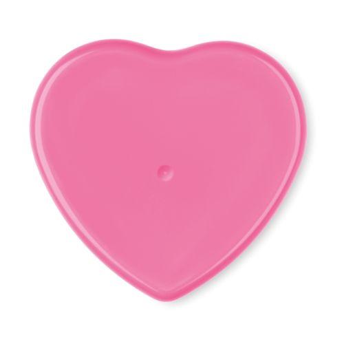 Baume à lèvres en forme cœur