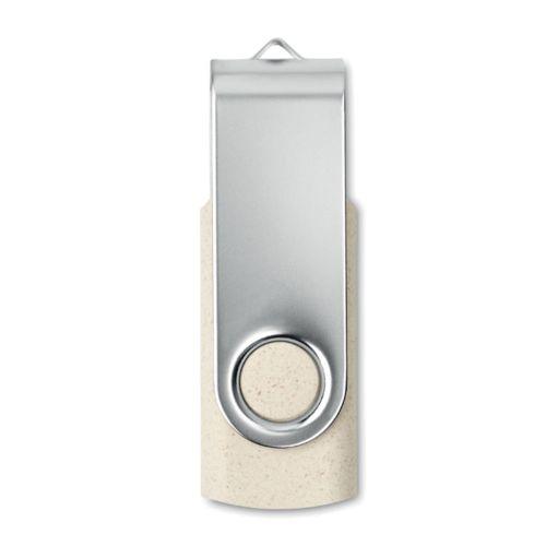 Clé USB 16Go  Paille/ PP       MO9871-13