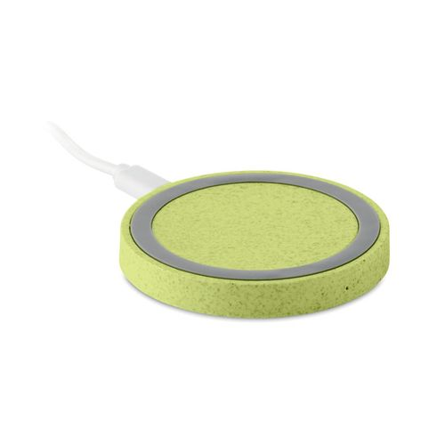 Chargeur en paille de blé/ABS