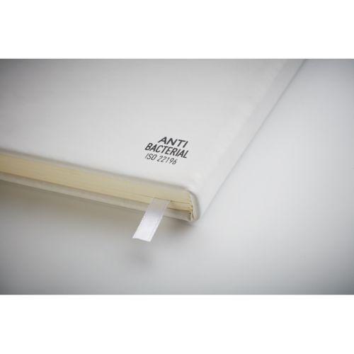 Carnet A5 antibactérien publicitaire personnalisé annecy génève chambéry lyon