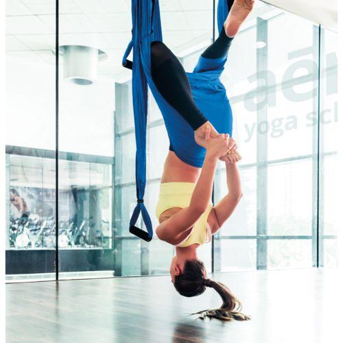 Hamac de yoga
