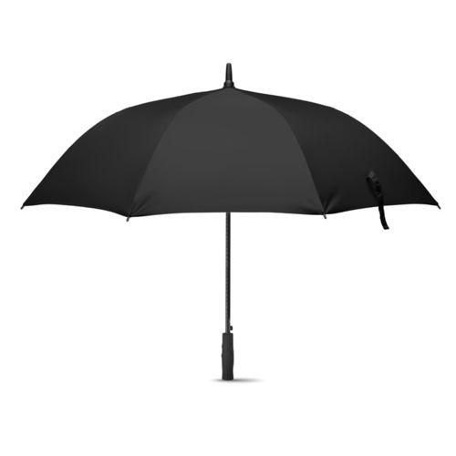 Parapluie 27'' en pongée publicitaire personnalisé annecy génève chambéry lyon