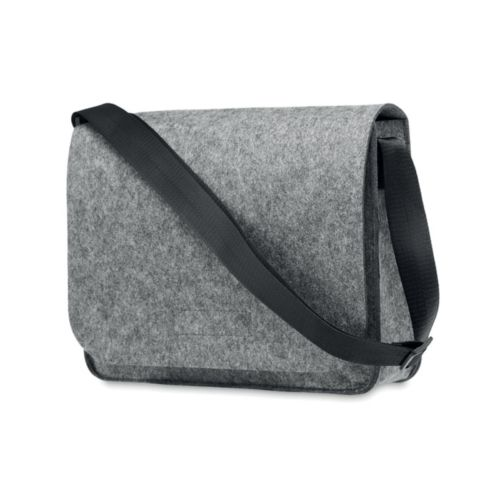RPET felt laptop bag