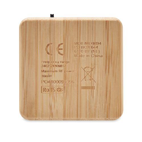 AUDIO Haut-parleur en bambou