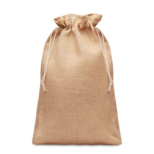 JUTE LARGE Grand sac cadeau en jute