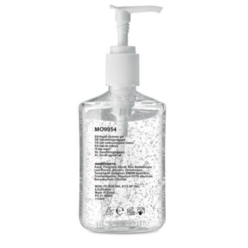 Gel nettoyant pour mains 240ml