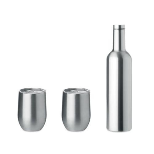 CHIN SET Ensemble de bouteille et tasses