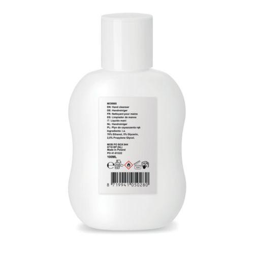 Nettoyant pour les mains 100ml Agence Essentiel