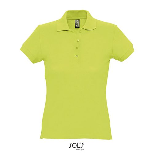PASSION-WOMEN POLO-170g