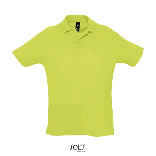 SUMMER II-MEN POLO-170g