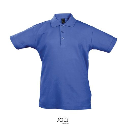 SUMMER II-KIDS POLO-170g