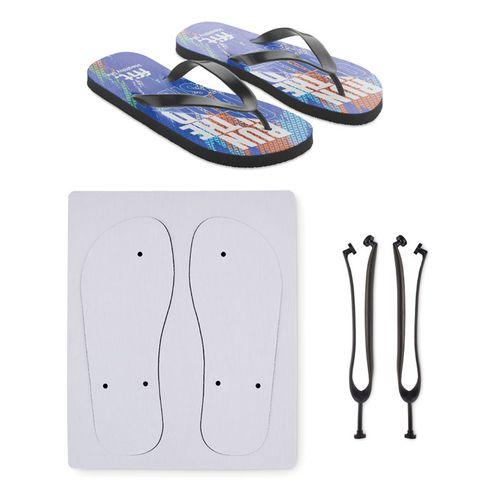 Sublimaatio sandaalit XL