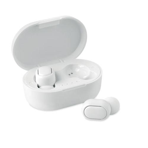 Écouteurs TWS en ABS recyclé