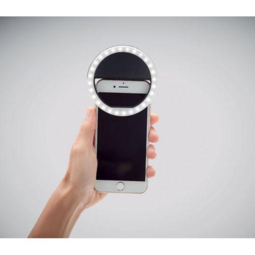 Lampe portable pour selfie
