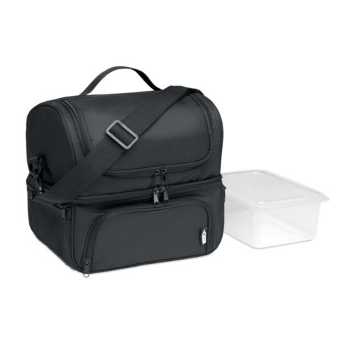 Cooler bag in 600D RPET
