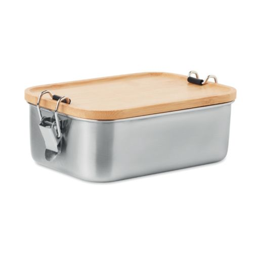 Stainless steel lunch box 750ml