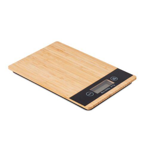 Balance de cuisine bambou ABS