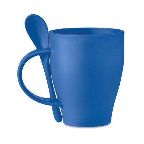 Tasse avec cuillère 300 ml
