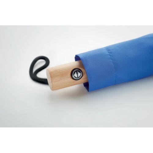 LEEDS Parapluie 190T RPET de 23'' par EG Diffusion 07210 BAIX Objets publicitaires et Cadeaux d'affaires Textile, PLV, Goodies, vêtement de travail, objets éco et durables , stylos , USB, multimédia