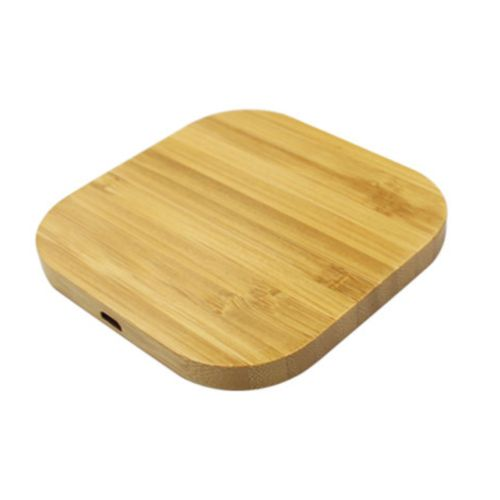 Chargeur Wireless SQUARE WOOD  Powerbank