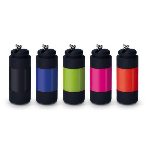 PORTE CLE LAMPE 1 LED RECHARGEABLE PAR USB  personnalisé montpellier Paris Ile de France