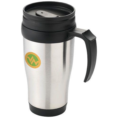 Mug isotherme Sanibel 400ml publicitaire personnalisable