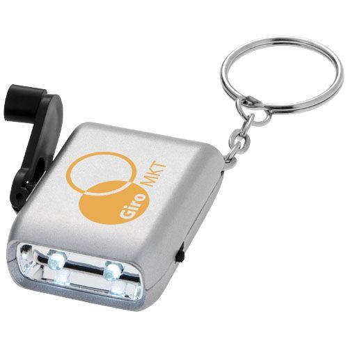 Lampe et porte-clés double LED Carina