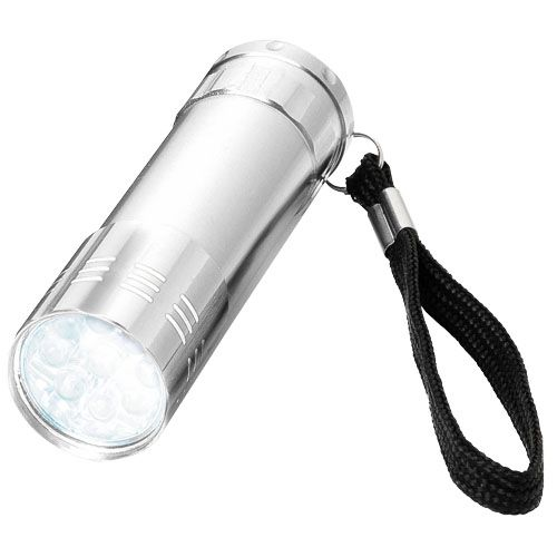 Lampe torche 9 LED Leonis