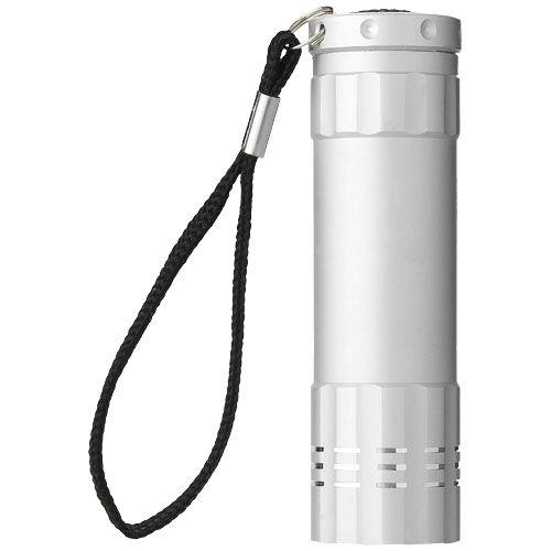 Lampe torche 9 LED Leonis  personnalisé montpellier Paris Ile de France