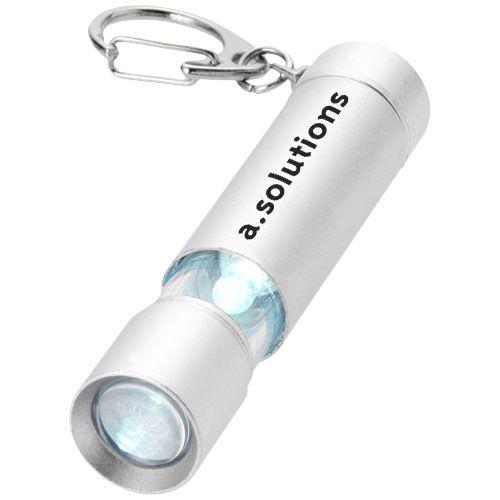 Lampe torche LED avec porte-clés Lepus