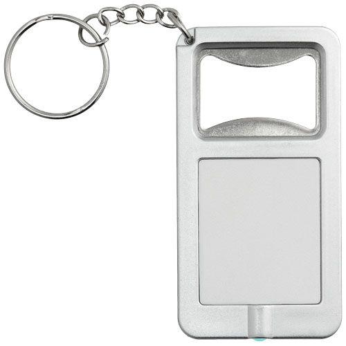 Porte-clés ouvre-bouteille avec lampe Orcus  personnalisé montpellier Paris Ile de France