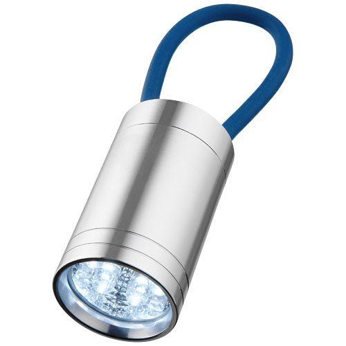 Lampe torche 6 LED avec dragonne lumineuse Vela