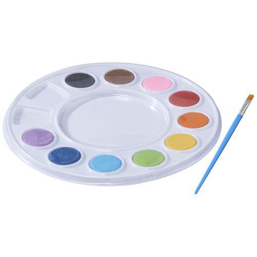 """Conjunto de cores de aquarela """"Splash"""" brindes LISBOA"""
