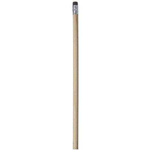 Crayon en bois Cay avec gomme