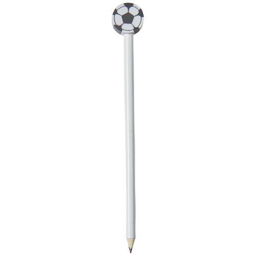 Goal-kynä jalkapallon muotoisella pyyhekumilla