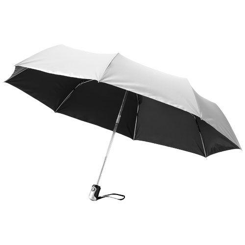 """21,5"""" Alex-sateenvarjo, taitettava, automaattinen"""