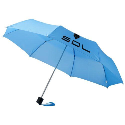"""Parapluie pliable 21,5"""" Ida publicitaire personnalisable"""