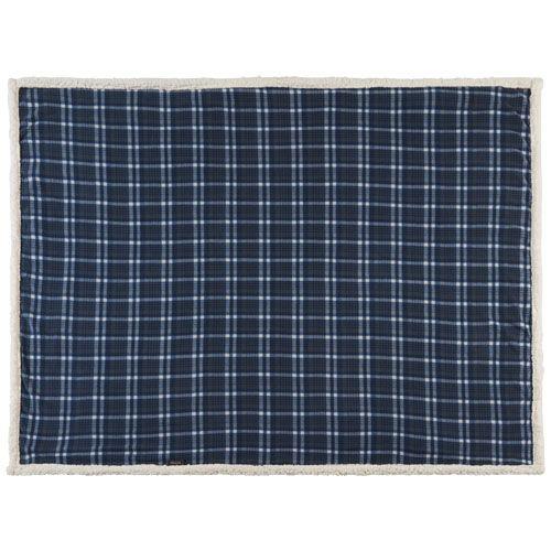 Joan sherpa plaid blanket ADLANTIC IE SALES LTD WICKLOW A98 D282