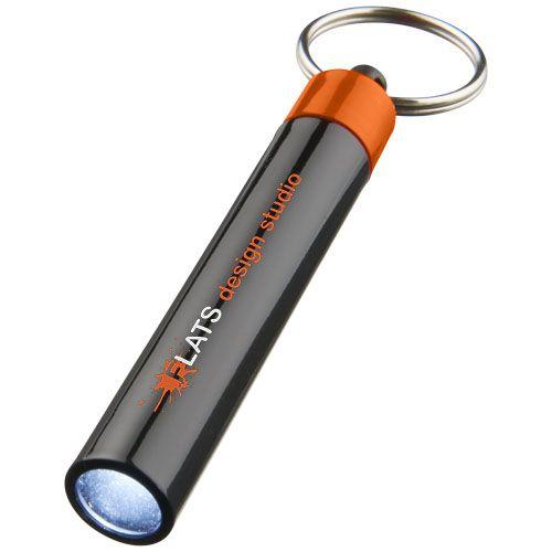Porte-clés avec LED premium Retro  personnalisé montpellier Paris Ile de France