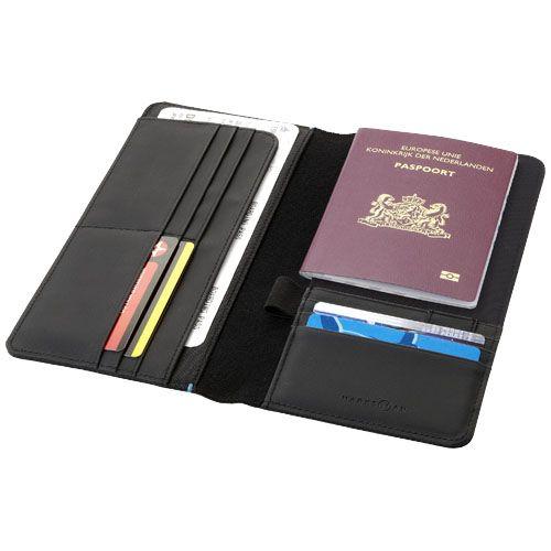 Portefeuille de voyage RFID Odyssey