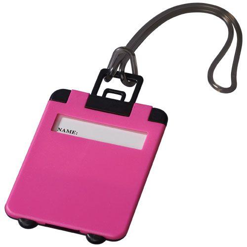 Étiquette à bagages Taggy