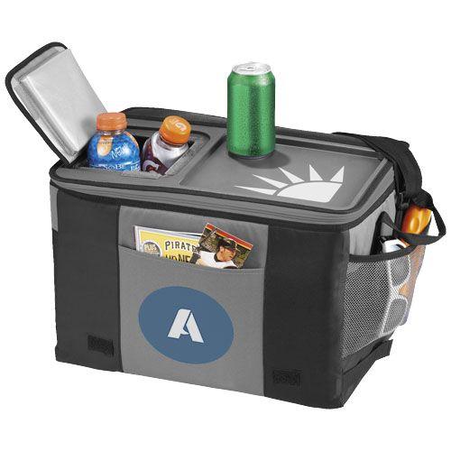 """Bolsa isotérmica para 50 latas """"Table-top""""  Regalos Promocionales personalizados para Empresas"""